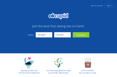 Beste kostenlose dating-sites wie okcupid